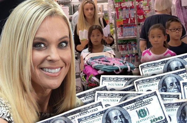 kate gosselin cashed in kids