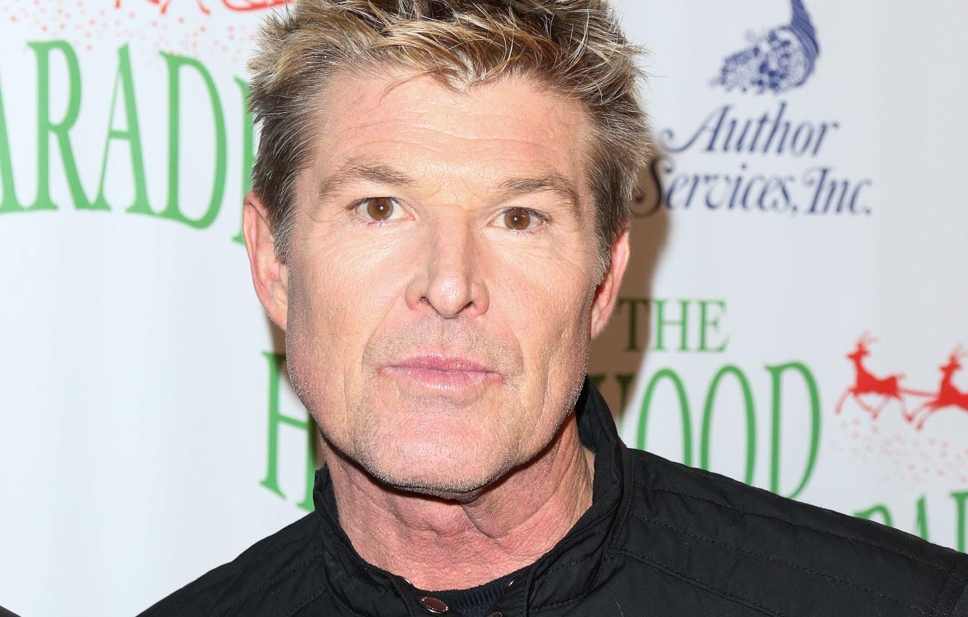 Bold And Beautiful Star Winsor Harmon Arrested Peeing In Park