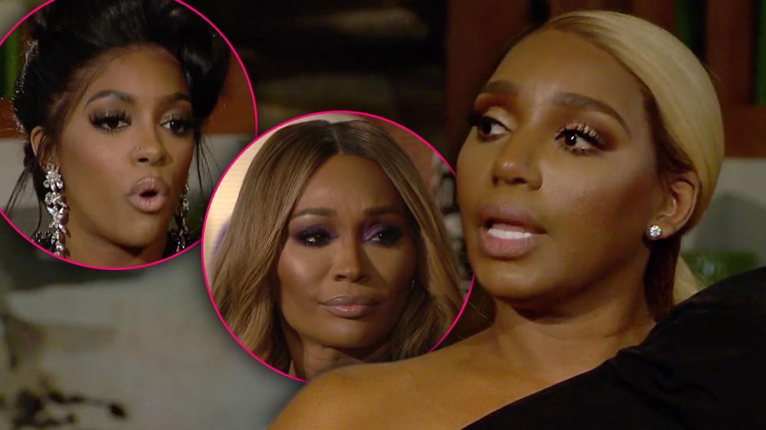 'RHOA' Reunion Recap NeNe Leakes Knocks Producer Tooth Out