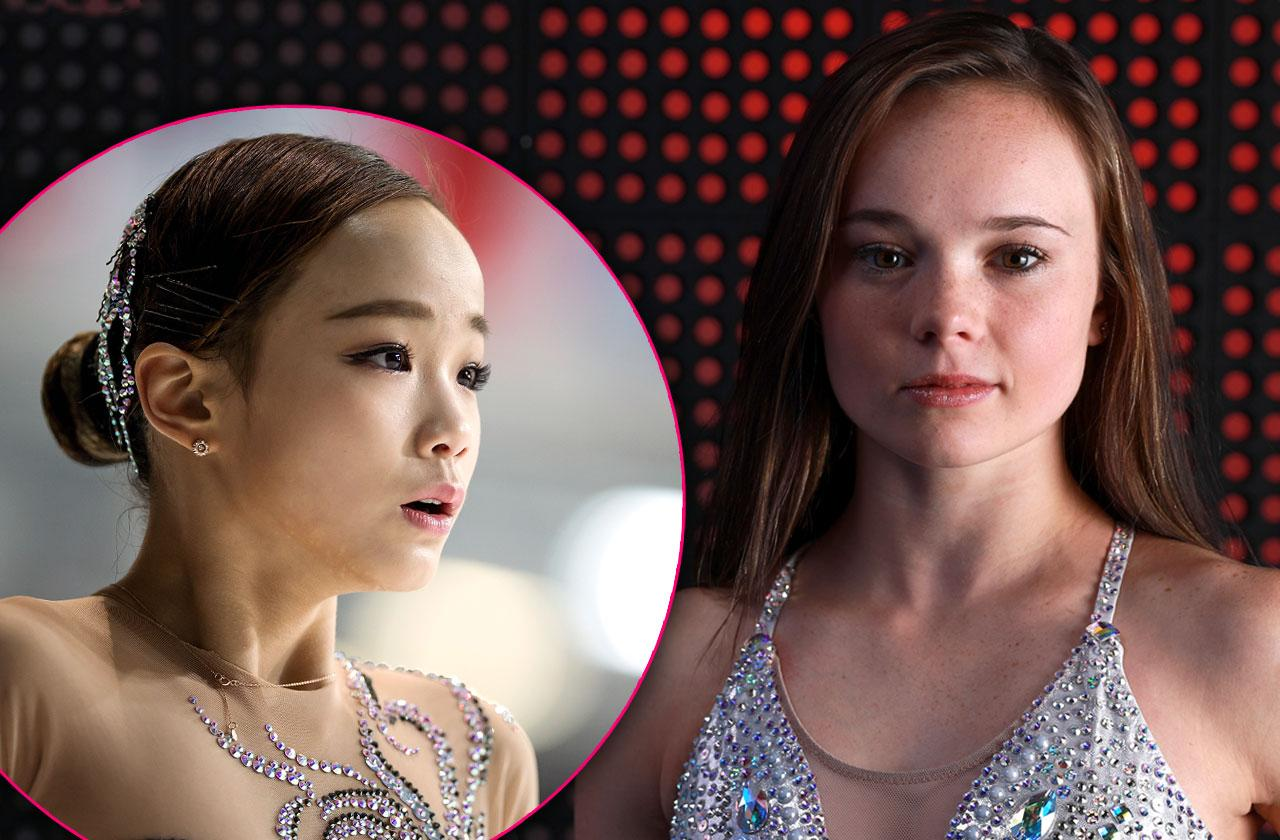 American Figure Skater Breaks Silence After Being Accused Of Slashing Rival's Leg