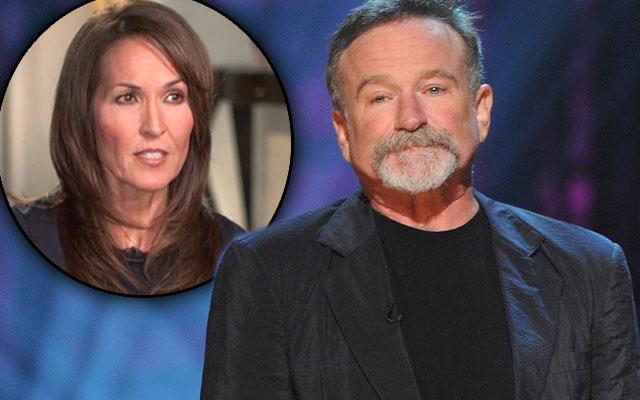 Robin Williams Wife Susan