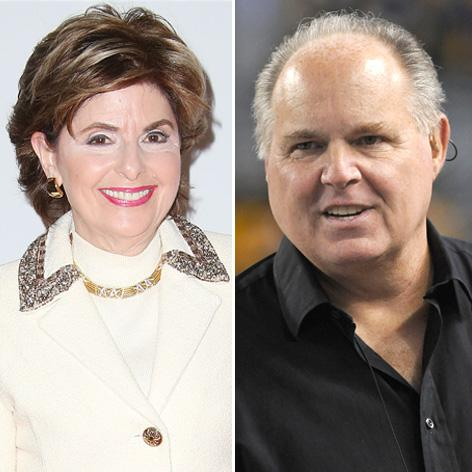 //gloria allred rush limbaugh square getty