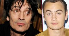 Tommy Lee Wants To Prosecute Son Brandon