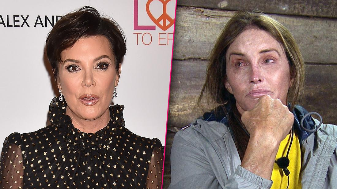 Caitlyn Jenner Banned From Trash Talking Ex Kris While She's On Aussie Reality Show