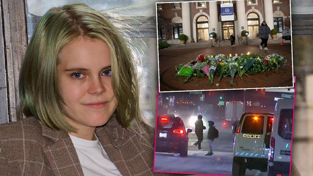 Manhunt Underway For Barnard College Student Suspected Killer After Fleeing Lawyers Car