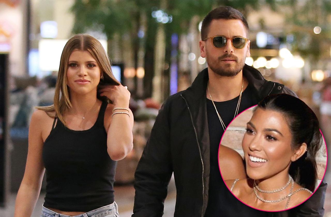 Scott Disick Ring Shopping For Sofia Richie – With Kourtney Kardashian's Help