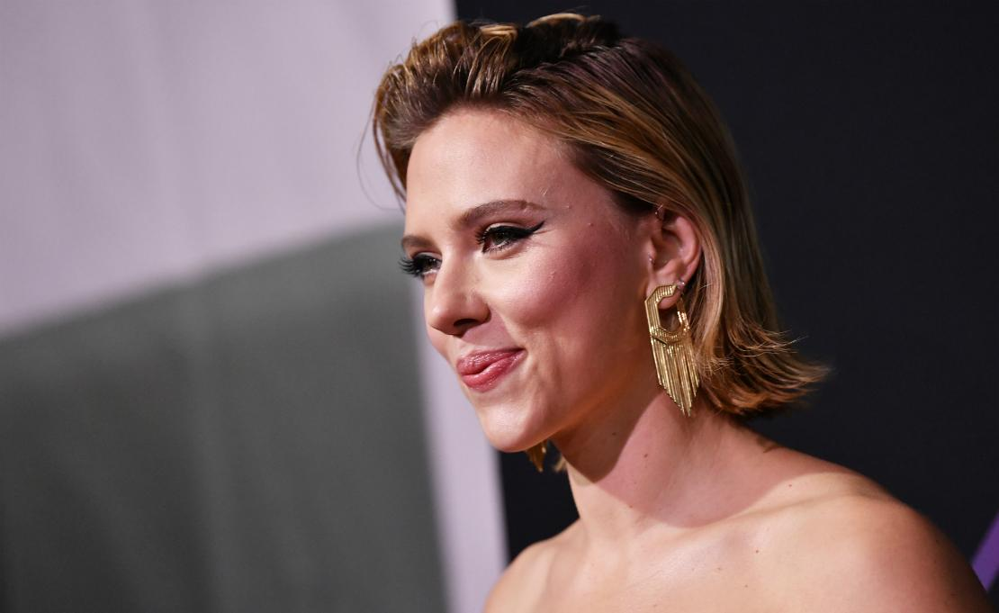 Scarlett Johansson was one of the celebrities with the lowest SAT scores and wound up not choosing to go to college.