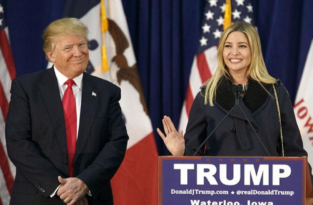 //ivanka trump eyes vice presidency donald trump father second in command pp