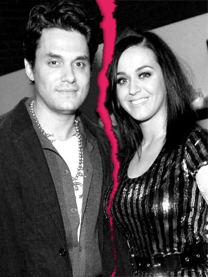 //katy perry john mayer break up split tall