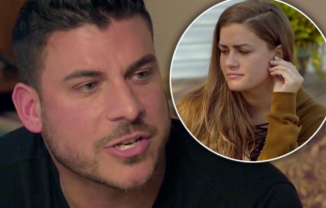 Vanderpump Rules Jax Taylor Admits Cheating On Brittany Cartwright