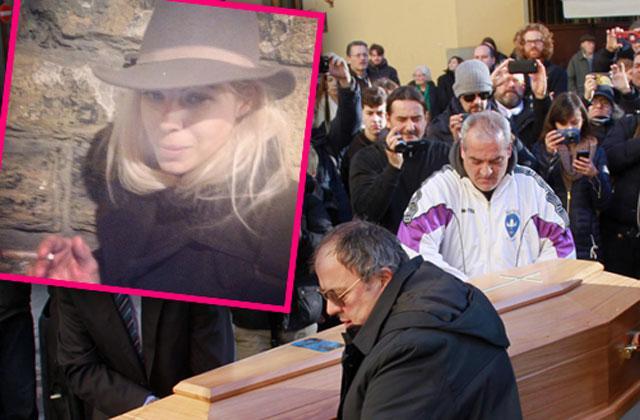 //american artist ashley olsen murder funeral pp