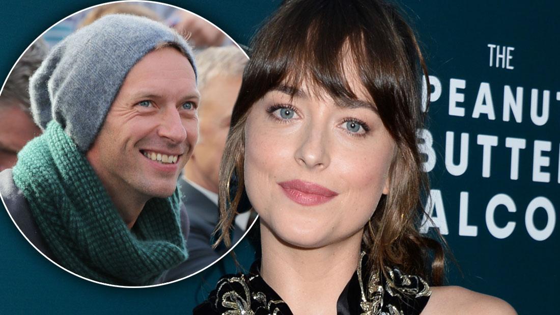 Chris Martin and Dakota Johnson Are Back On Following Family Planning Fight
