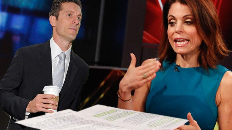 Bethenny Frankel Appeal Of Apartment Spousal Support Rulings