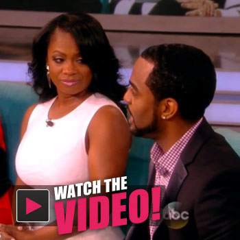 //todd tucker addresses threat to leave kandi burruss