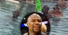 //Floyd Mayweather Miami Vacation Threatening Fans pp