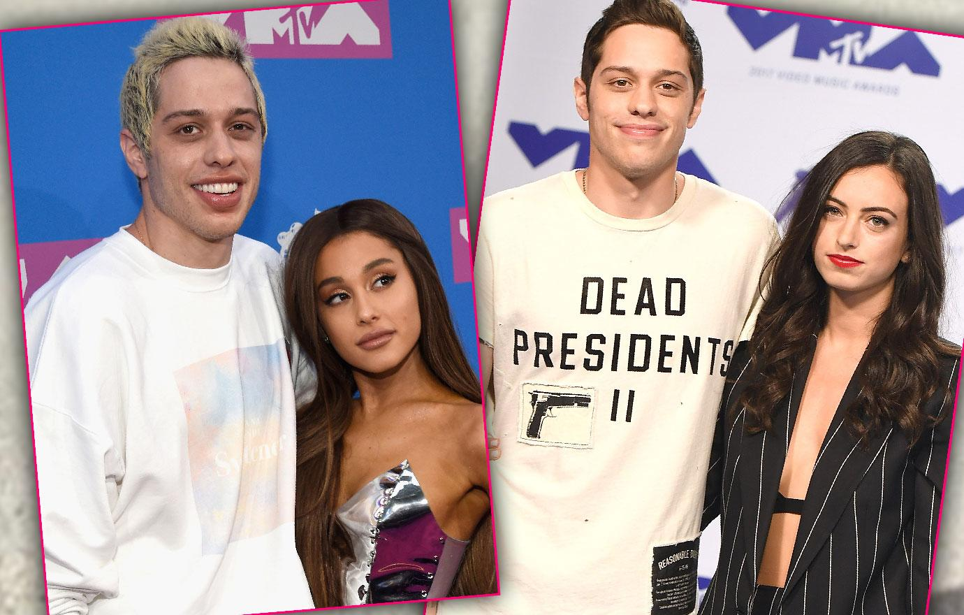 Pete Davidson Proposed To Larry David Daughter Before Ariana Grande