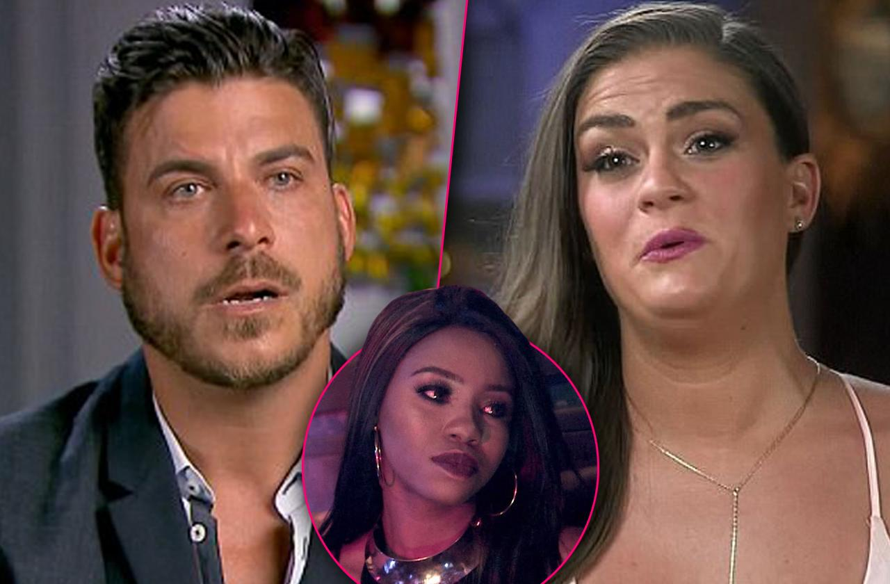 Jax Taylor Faith Stowers Threatens Brittany Cartwright