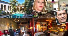 Melanie Griffith Antonio Banderas Divorce Selling Los Angeles House