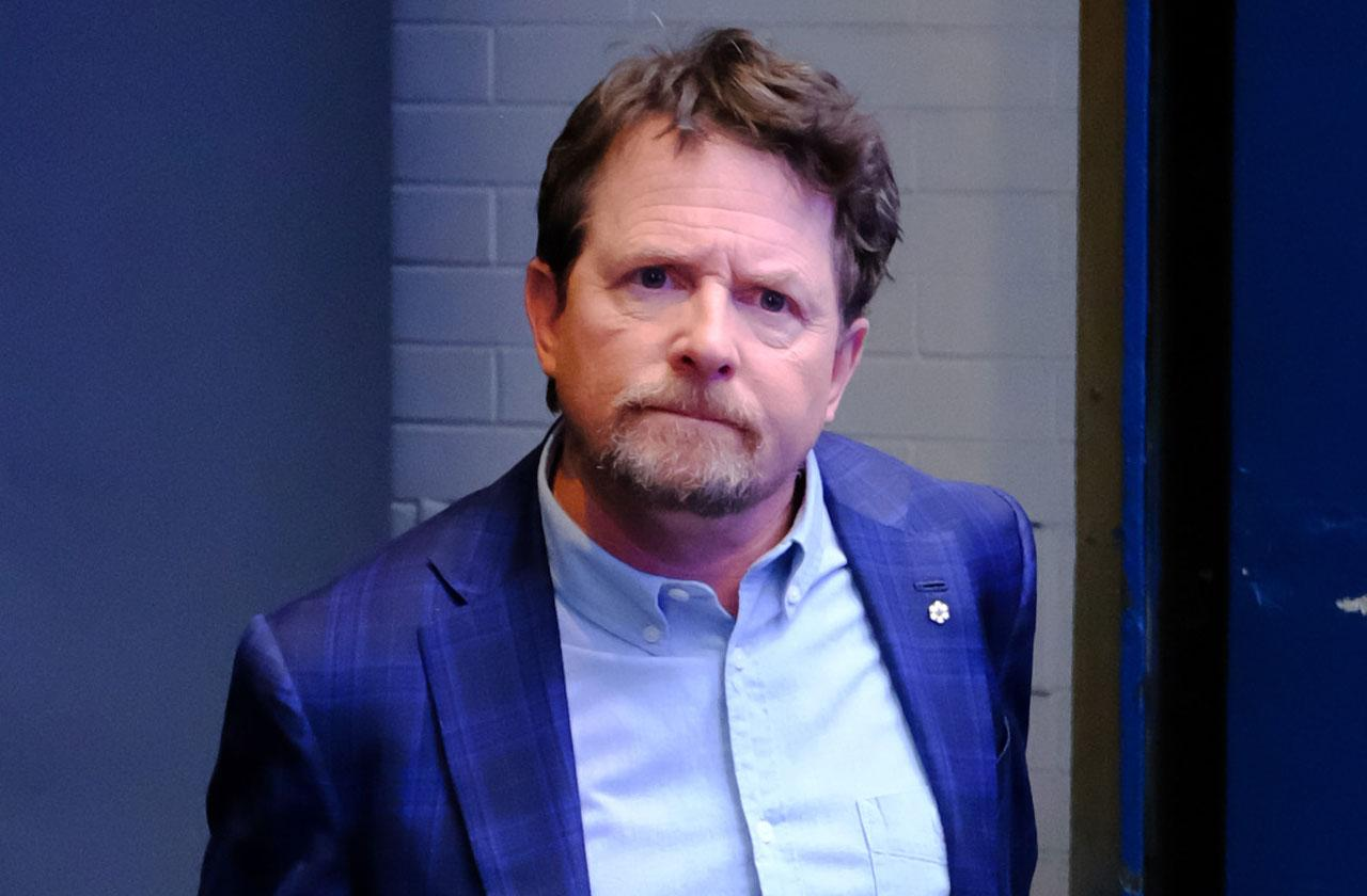 //Michael J Fox Drinking After Parkinsons Diagnosis pp