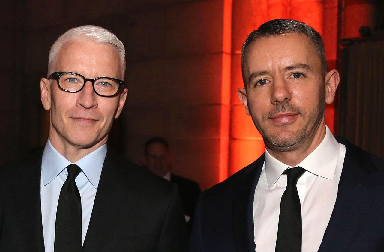//anderson cooper still living with former boyfriend PP