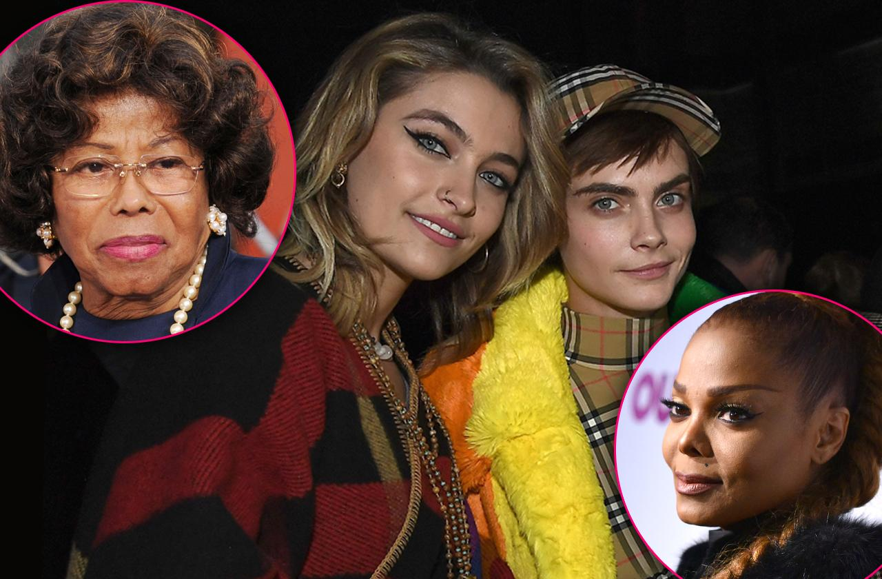 //Paris Jackson Cara Delevingne Dating Janet Katherine Joe Accept pp
