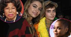 //Paris Jackson Cara Delevingne Dating Janet Katherine Joe Accept pp