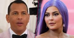 Alex Rodriguez and Kylie Jenner Looking Serious At The Met Gala
