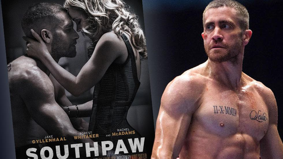 southpaw movie jake gyllenhaal boxing film premiere video