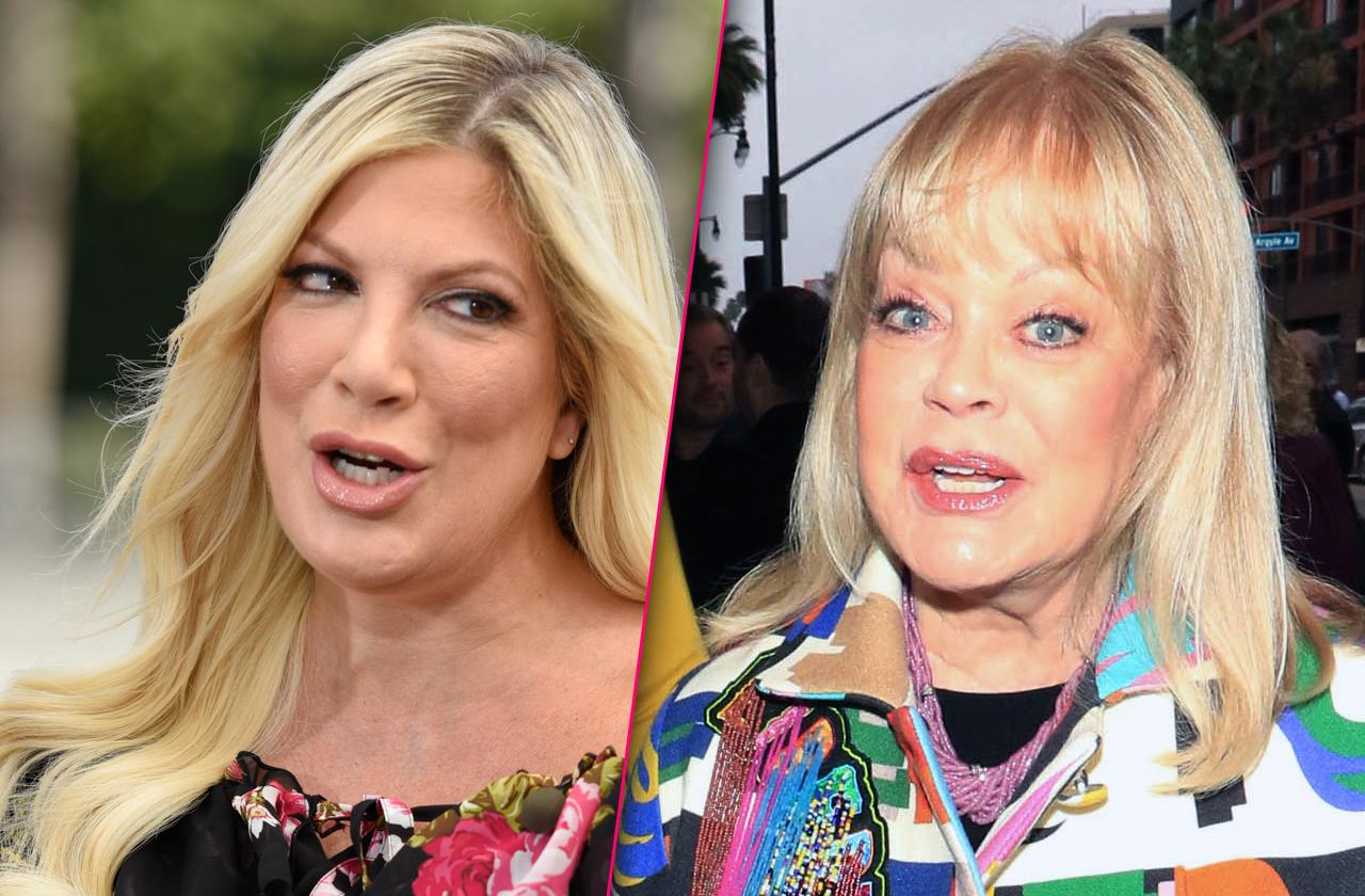 Tori Spelling Candy Spelling Refuses Help Huge Bills