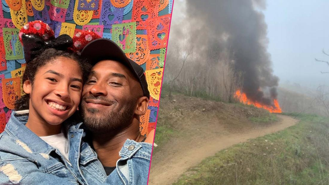 NTSB Releases Horrific New Photos & Details From Helicopter Crash That Killed Kobe Bryant, Daughter & 7 Others