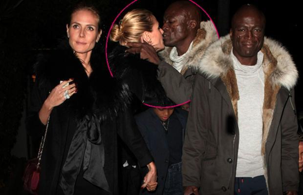 //heidi klum seal kiss vito schnabel dakota johnson cheating rumors pp
