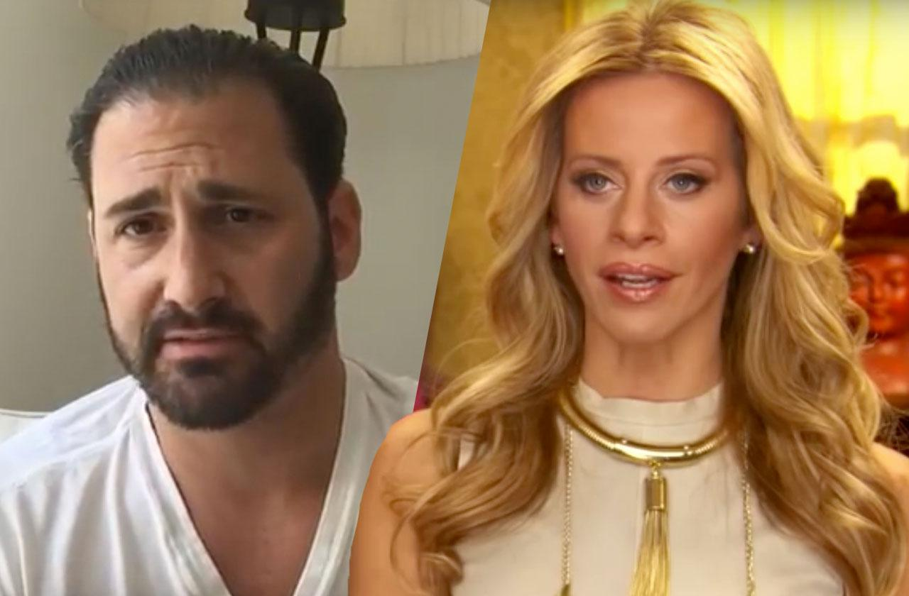 //dina manzo boyfriend david cantin home invasion leave new jersey pp