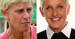 //ellen degeneres square kmpress getty