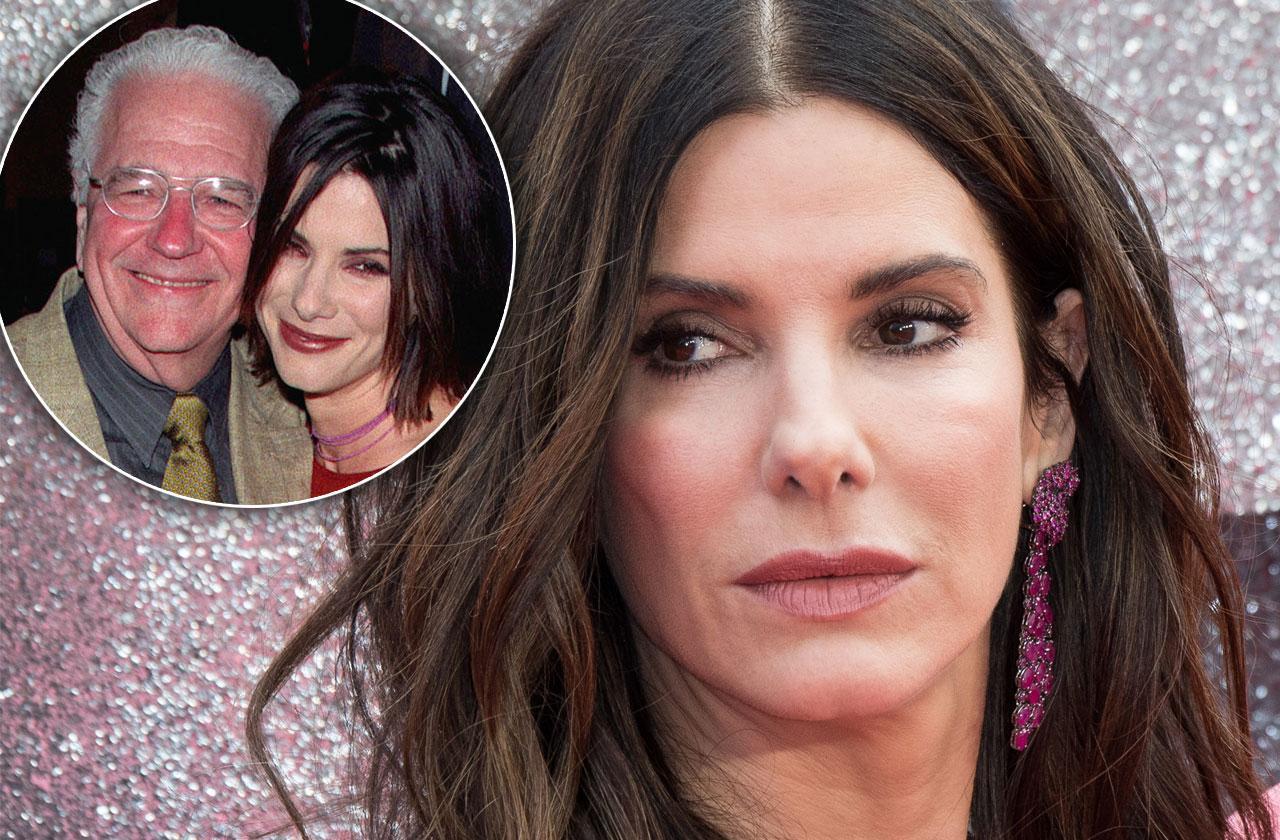 Sandra Bullock Father Dead Illness