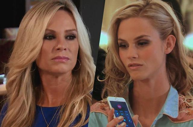 rhoc season 11 episode 11 tamra slams meghan dune accident