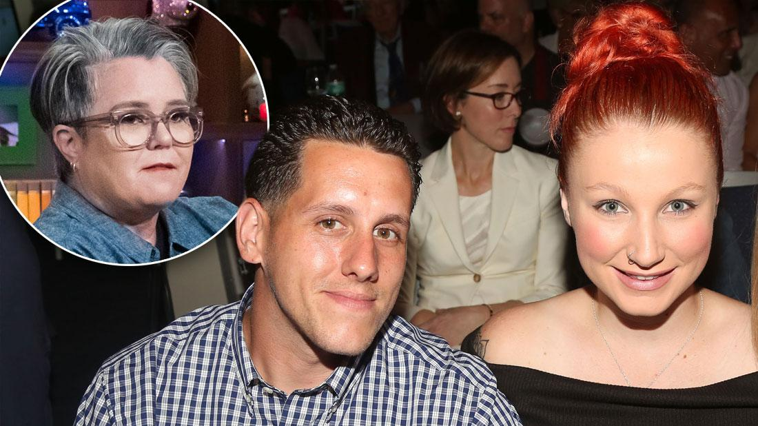 Rosie's Estranged Daughter Chelsea Reaches Settlement With Ex In Nasty Divorce Battle