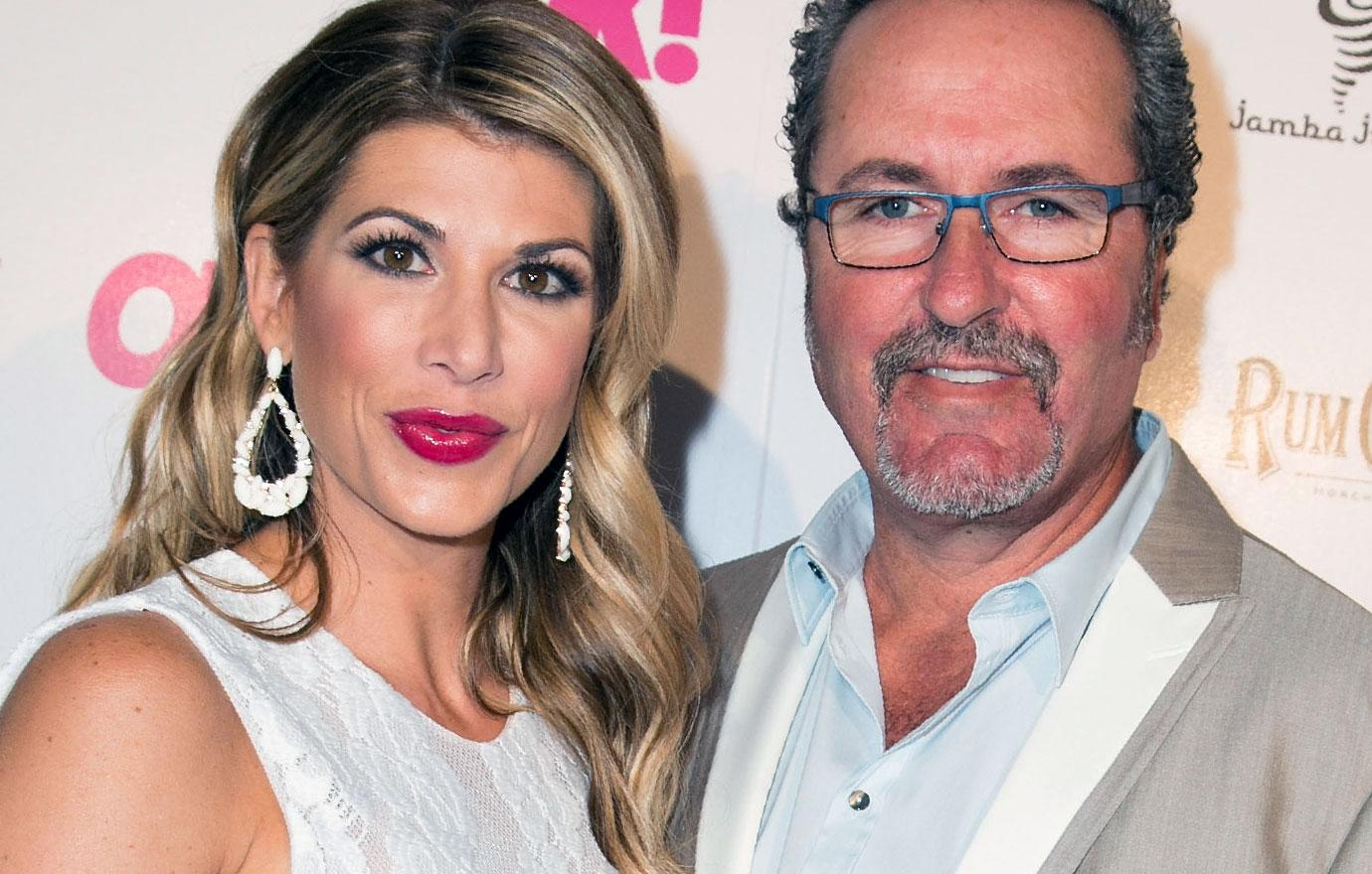 RHOC Alexis Bellino's Ex Husband's Legal Battle Over