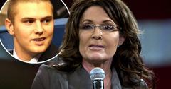 Sarah Palin Son Track Rehab PTSD Assault Charges