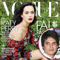 //katy vogue john mayer