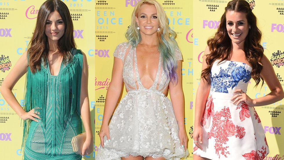 Teen Choice Awards 2015 Best & Worst Dressed