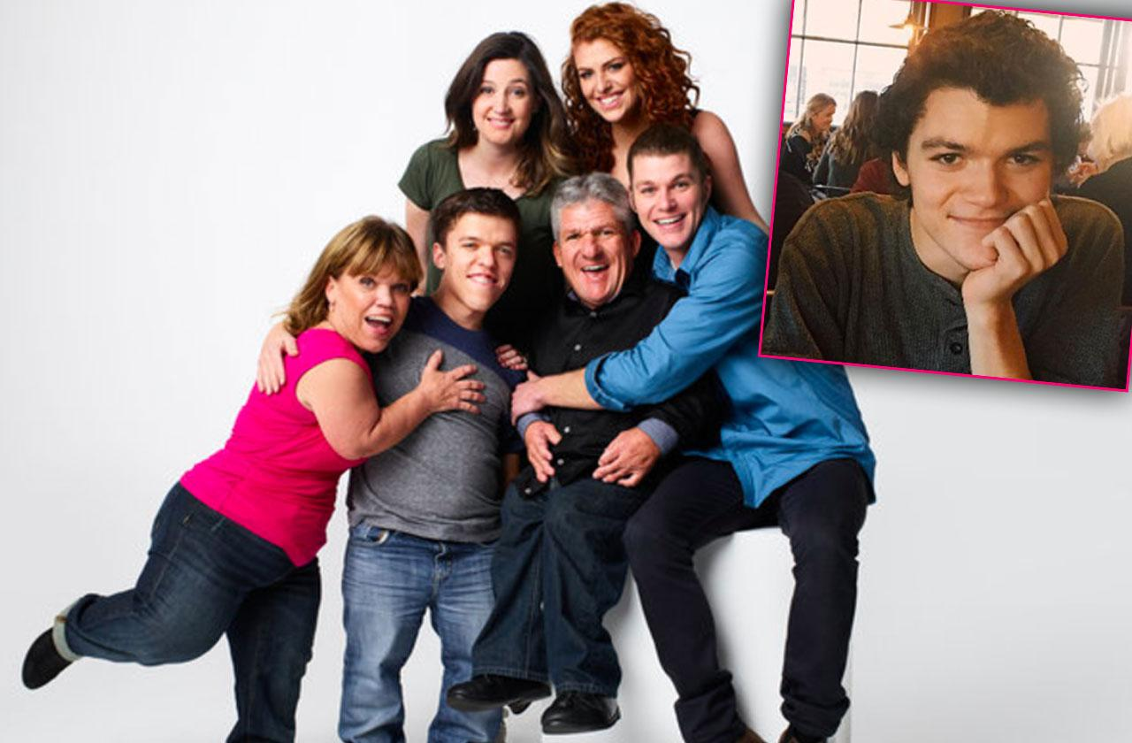 //Jacob roloff slams little people family religion pp