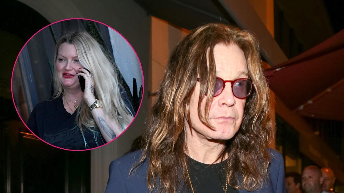 Ozzy Osbourne's Ex-Lover Breaks Silence About Their Secret Affair