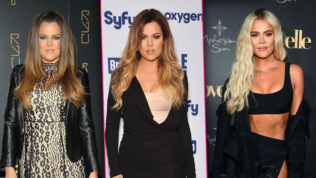 Curvy To Cut! Khloe Kardashian's Shocking Head-To-Toe Transformation Revealed
