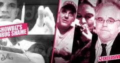 //courtland rogers jenelle evans ex shoots up heroin video phillip seymour hoffman drugs  wide