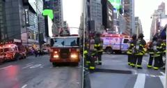 //Suspect In Custody NYC Bomb Explodes pp