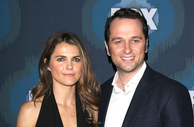 //keri russell pregnant matthew rhys americans costar pp