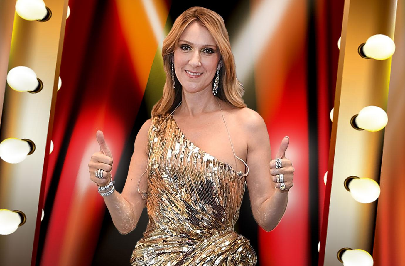 Celine Dion Strips Down Completely Naked Instagram Photo