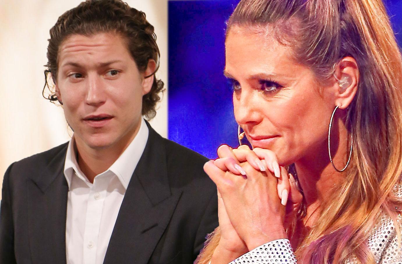 Heidi Klum In Denial Boyfriend Vito Schnabel Claims He Didn't Cheat