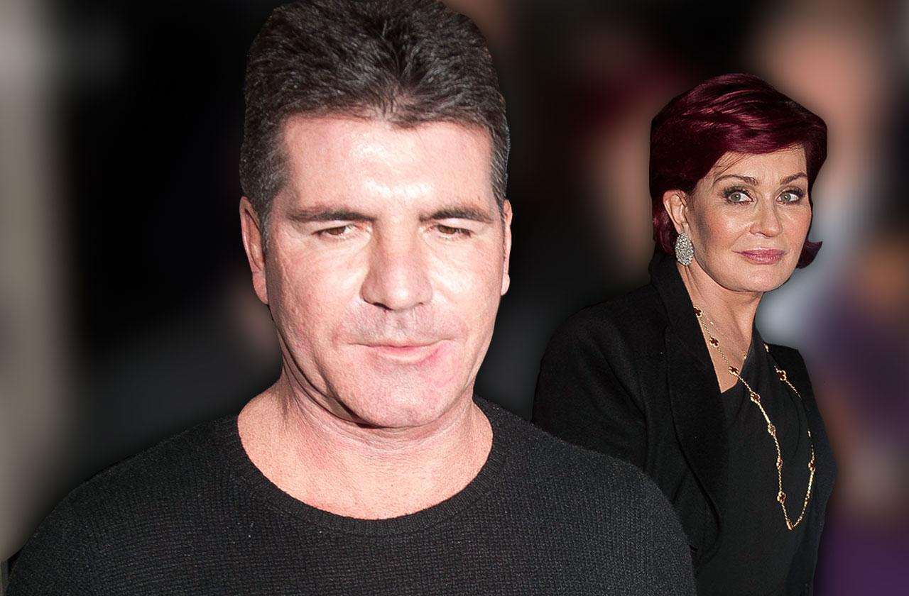 Sharon Claims Simon Fired Her From 'X Factor' For Being Old
