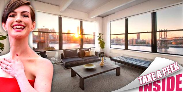 //anne hathaway puts dumbo loft back on the market wide